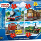 Ravensburger My First Puzzles Thomas & Friends (2/3/4/5 τμχ) 06940