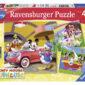 Ravensburger Παζλ 3Χ49 Mickey Mouse 09247