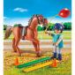 Playmobil Εκπαιδεύτρια Αλόγων 9259