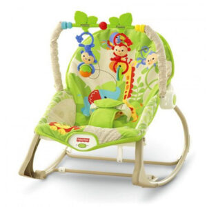 Fisher-Price Infant To Toddler - Ριλάξ/ Κούνια CBF52