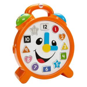 Fisher-Price Νέο Εκπαιδευτικό Ρολόι DLB24