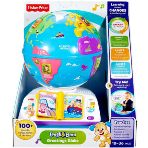Fisher-Price Fisher Price Laugh And Learn Εκπαιδευτική Υδρόγειος FBR29