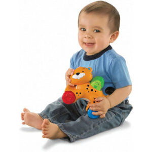 Fisher-Price Amazing Animals Press And Go Τσιτάχ N8160 / N8162