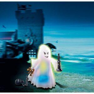 Το Φάντασμα Του Πύργου (Με Πολύχρωμο Φωτισμό LED)