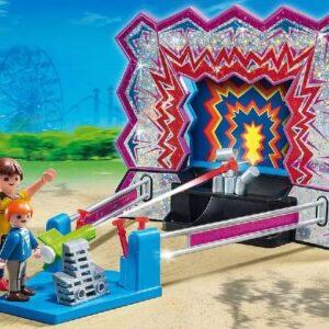 Playmobil Σκοποβολή Με Κονσερβοκούτια