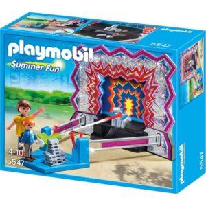 Playmobil Σκοποβολή Με Κονσερβοκούτια 5547