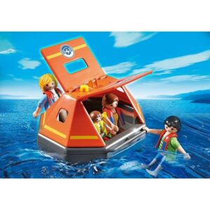 Playmobil Σωσίβια Λέμβος 5545
