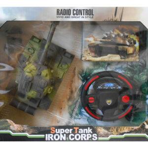 Zita Toys Iron Corps Super Tank 008.911-387A