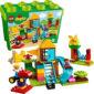 LEGO Duplo Μεγάλο Κουτί Με Τουβλάκια Παιδικής Χαράς 10864
