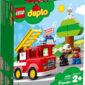 LEGO Duplo Town Πυροσβεστικό Φορτηγό - Fire Truck 10901