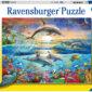 Ravensburger Παζλ 300Xxl Τεμ. Δελφίνια 12895