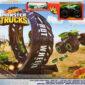 Mattel Hot Wheels Monster Trucks Epic Loop Challenge Σούπερ Λούπ Σετ Παιχνιδιού ΜΤ GKY00