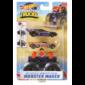 Mattel Hot Wheels Monster Trucks Maker Bone Shaker GWW13 / GWW16