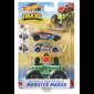 Mattel Hot Wheels Monster Trucks Maker Bone Sharkruser GWW13 / GWW15