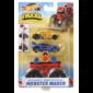Hot Wheels Monster Trucks Maker - 3 Σχέδια (GWW13)