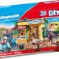 Playmobil City Life: Pizzeria With Garden Restaurant 70336