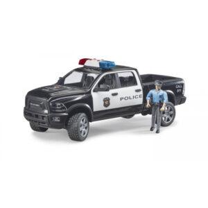 Αστυνομικό RAM 2500 με αστυνομικό BR002505