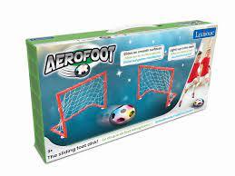 Aero Foot Μπάλα Ποδοσφαίρου Εσωτερικού Χώρου και 2 Τέρματα JG980 Lexibook