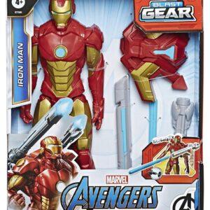 Hasbro Avengers Titan Hero Innovation Iron Man (819-73800)