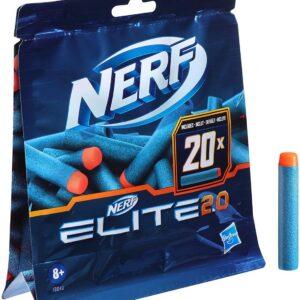 Hasbro Nerf Elite 2.0 20Pack Refill F0040