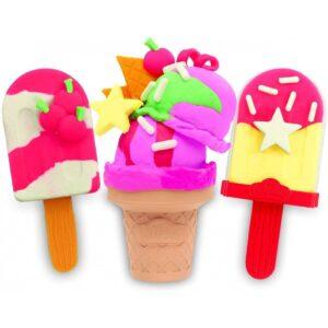 Hasbro Play-Doh Ice Pops N Cones Freezer (819-66420)