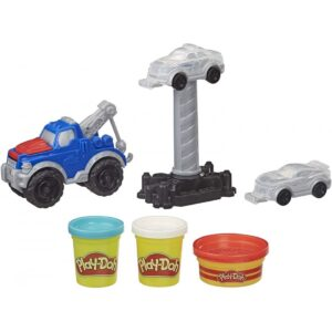 Hasbro Play-Doh Tow Truck (819-66900)
