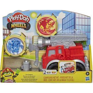 Hasbro Fire Engine Play-Doh (819-79224)