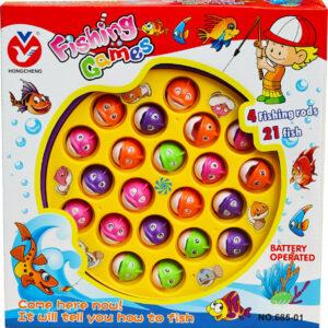 Zita Toys Επιτραπέζιο Β/Ο Ψάρεμα (005.9197)